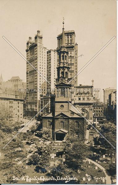 Saint Paul's Church, N.Y.