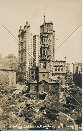 Saint Paul's Church, N.Y.