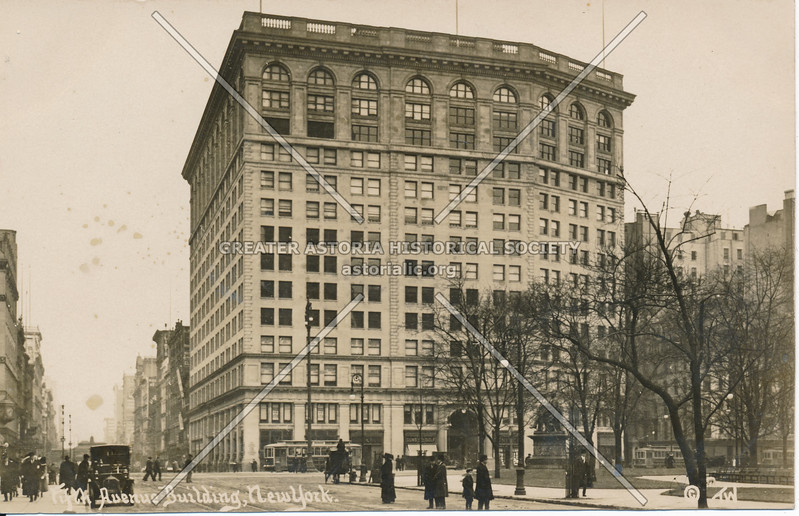 Fifth Ave Building, N.Y.