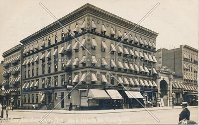N.W. Amsterdam Ave & 146th St., N.Y.