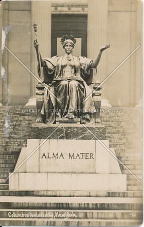Columbia University, N.Y.