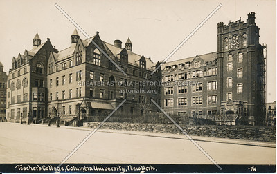 Teacher's College, Columbia University, N.Y.