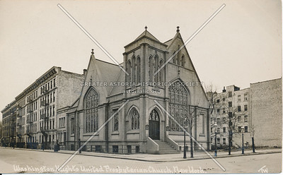 Washington Heights United Presbyterian Church, N.Y.