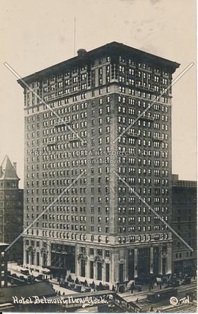 Hotel Belmont, N.Y.