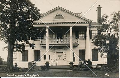 Jumel Mansion, 160th St., N.Y.