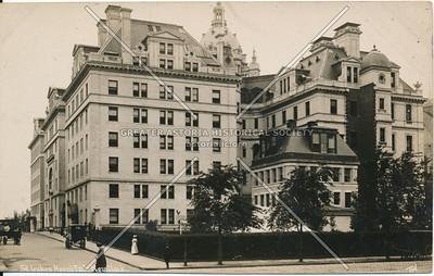 St. Lukes Hospital, N.Y.