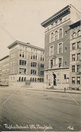Public School 186, N.Y.