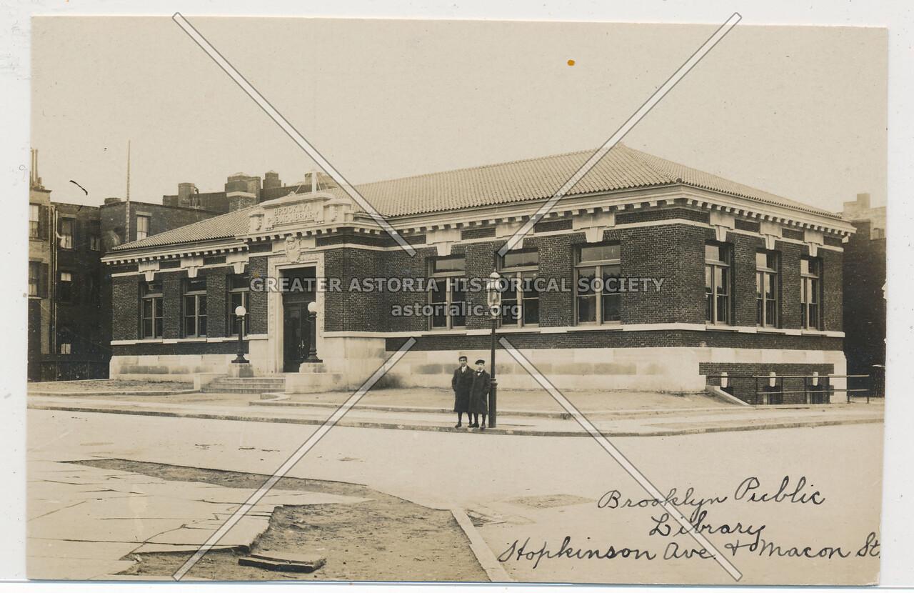 Bklyn Public Library