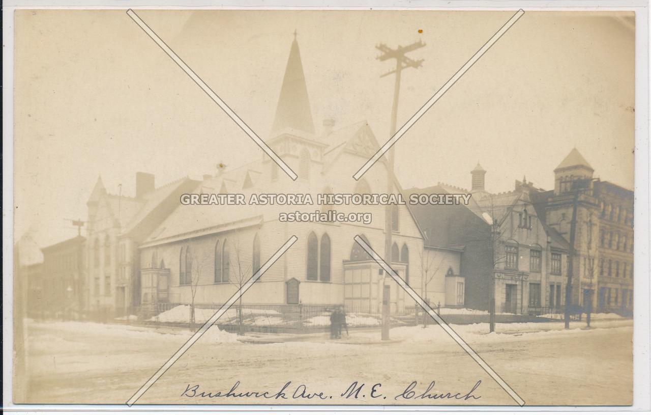 Bushwick Ave., Bushwick Ave & Madison St, Bklyn