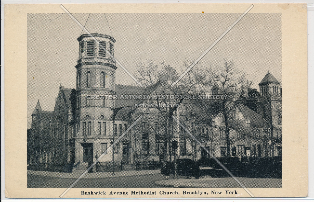 Bushwick Ave. Methodist Church, Bklyn