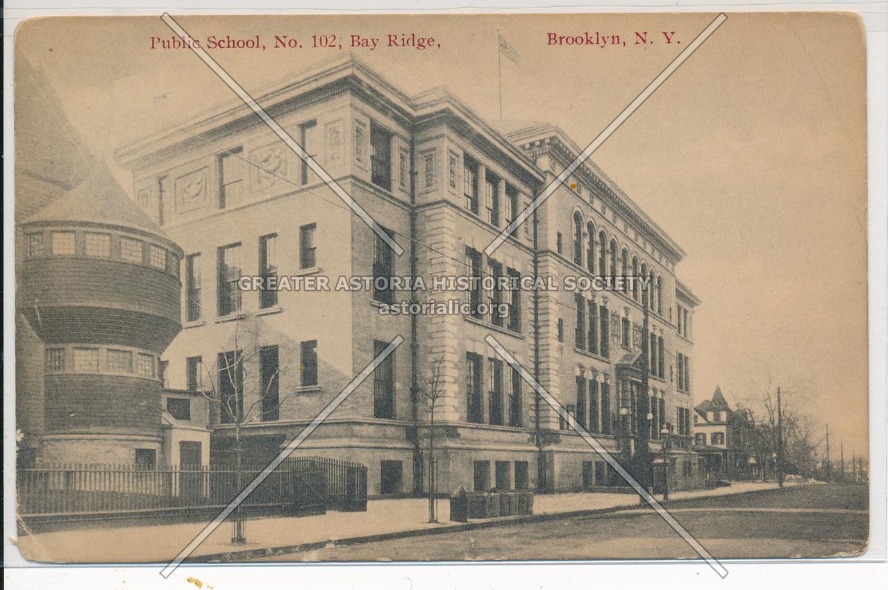 P.S. 102, Bay Ridge, Bklyn