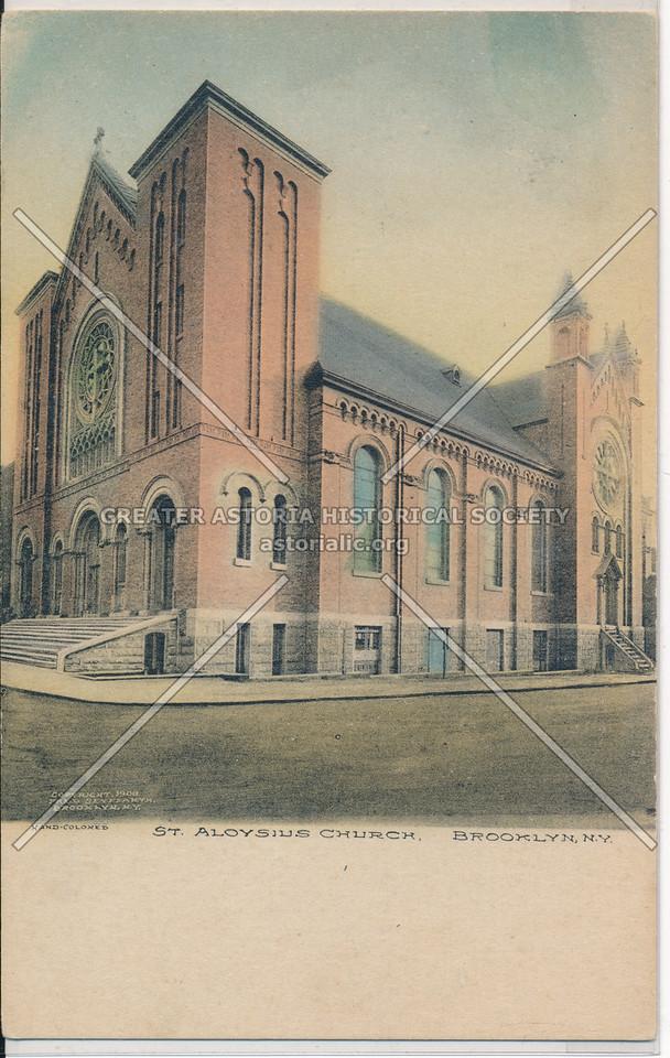 St. Aloysius Church, Bklyn