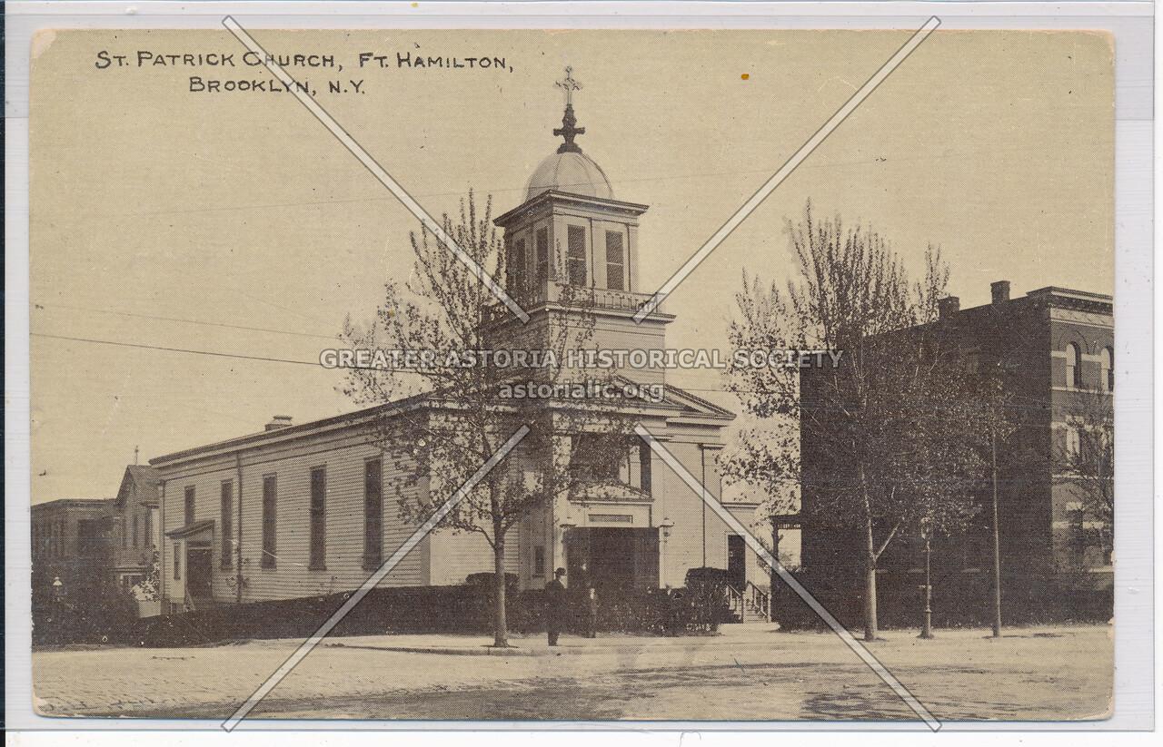 St. Patrick's Church, Ft. Hamilton, Bklyn