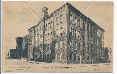 School No. 44, Bklyn