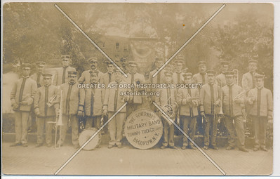 The Governor's Military Band, Bklyn