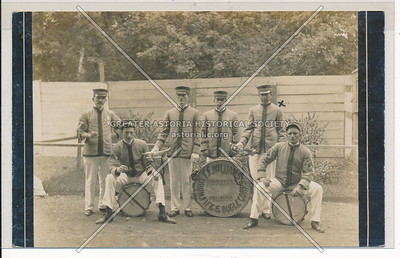 F. F. Williams Drums. Fife & Bugle Corps., Bklyn
