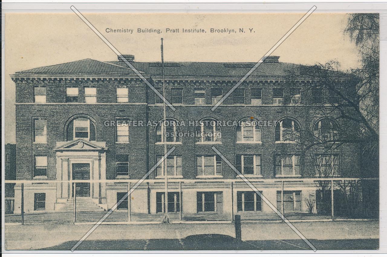 Pratt Institute Chem Building, Bklyn