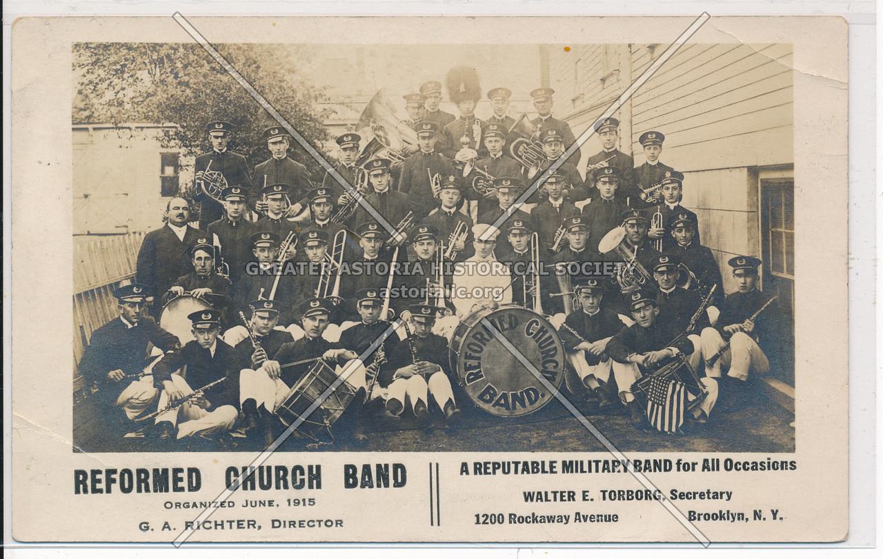 Reformed Church Band, Bklyn