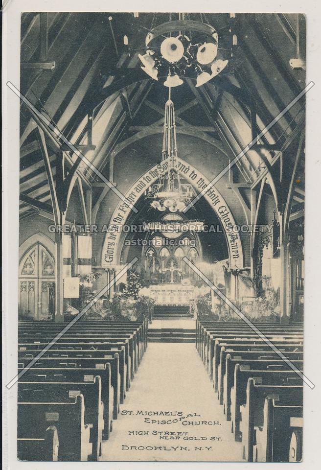 St. Michael's Episcopal Church, High Street, Bklyn