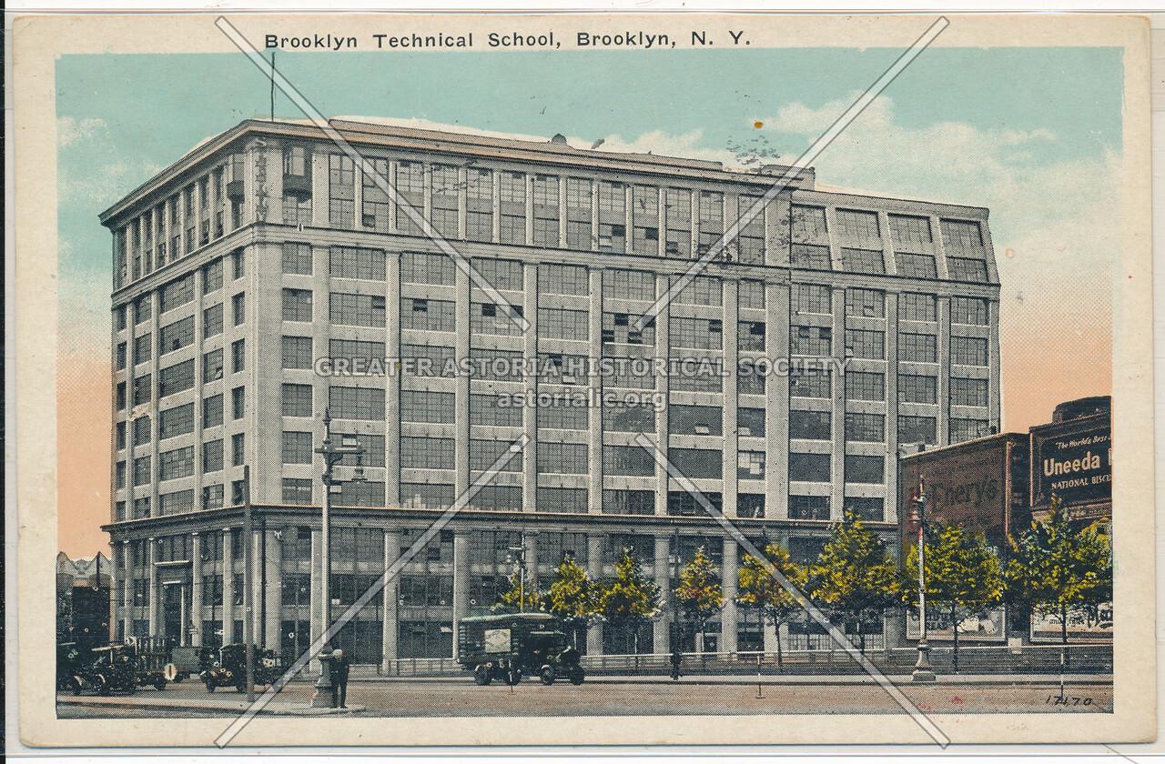 Brooklyn  Technical HS, Bklyn