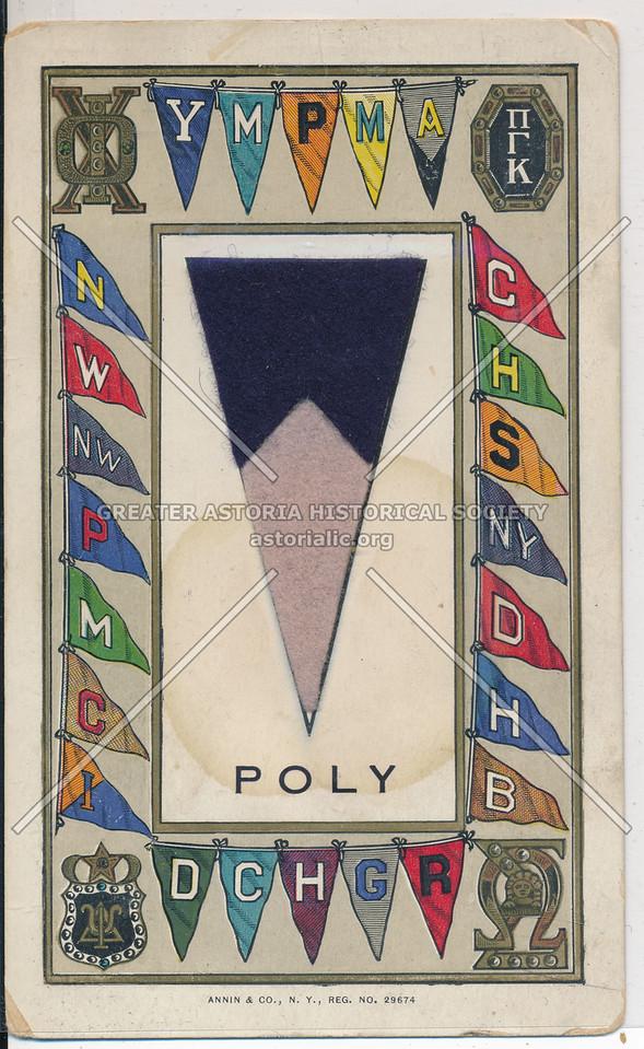 Polytechnic School Flag