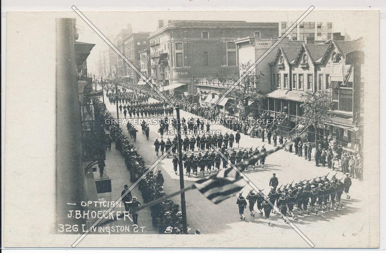 Livingston Street Parade 2, Bklyn