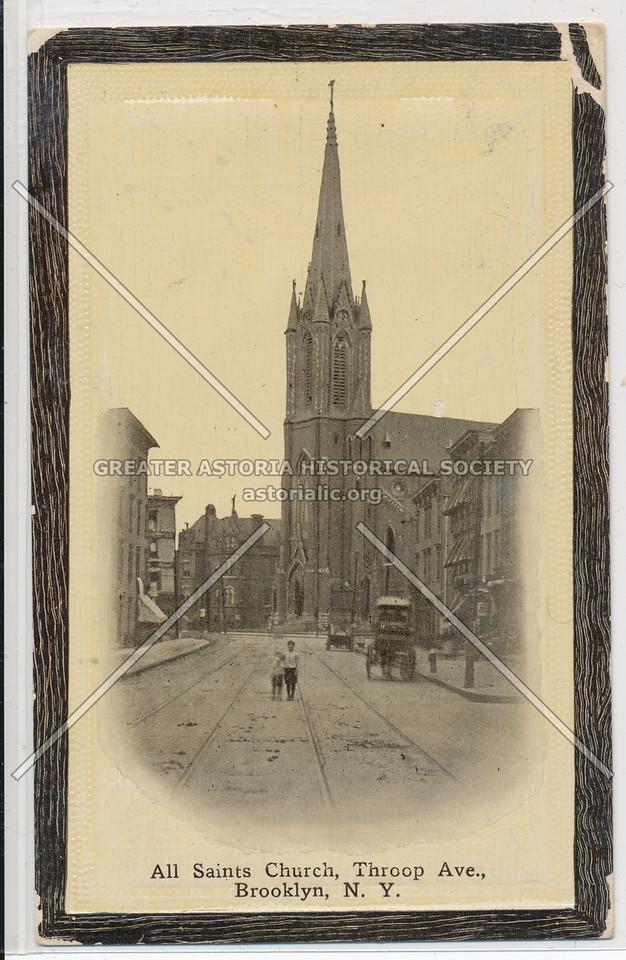 All Saints Church, Throop Ave., Bklyn