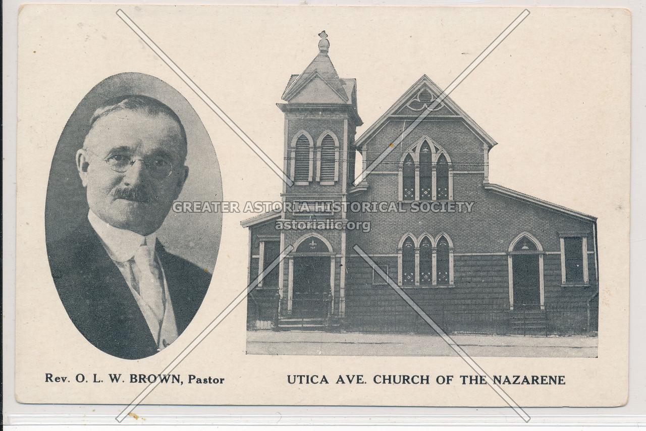 Utica Ave. Church of the Nazarene