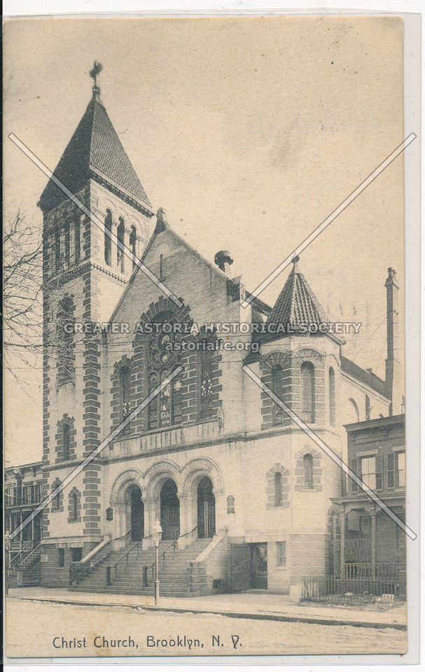 Christ Church, Bklyn