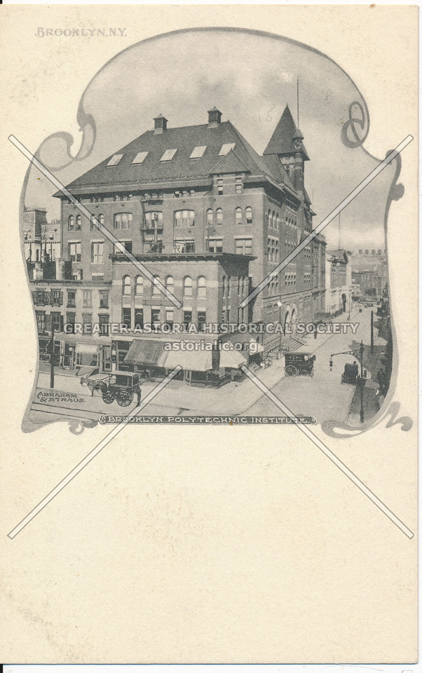 Bklyn Polytechnic Institute