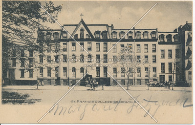 St. Francis College, Bklyn