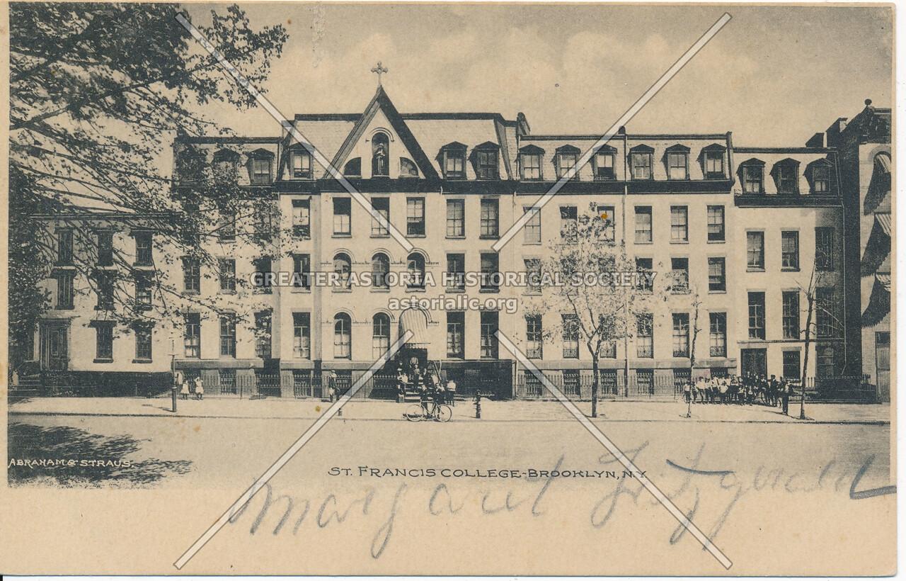 St. Francis College, Bklyn