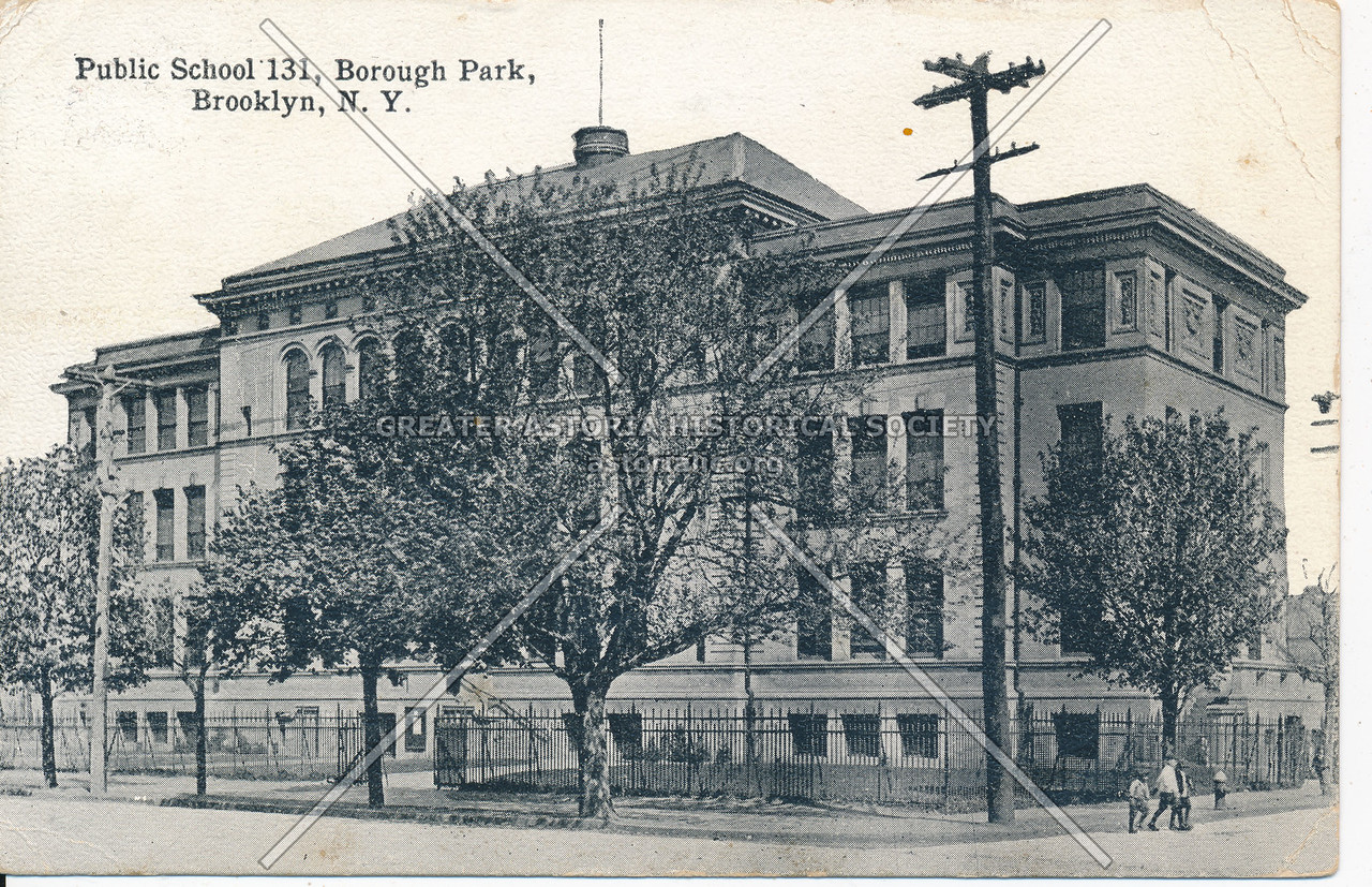 P.S. 131, Borough Park, Bklyn