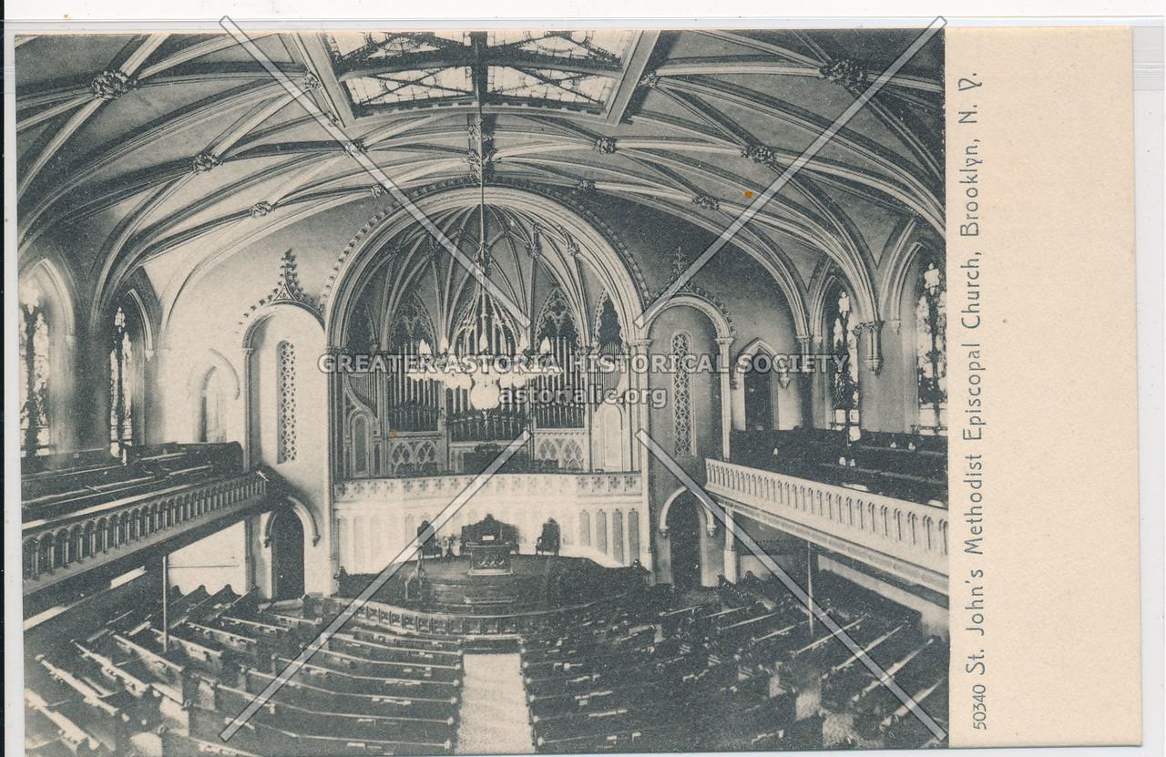 St. John's Methodist Episcopal Church, Bklyn