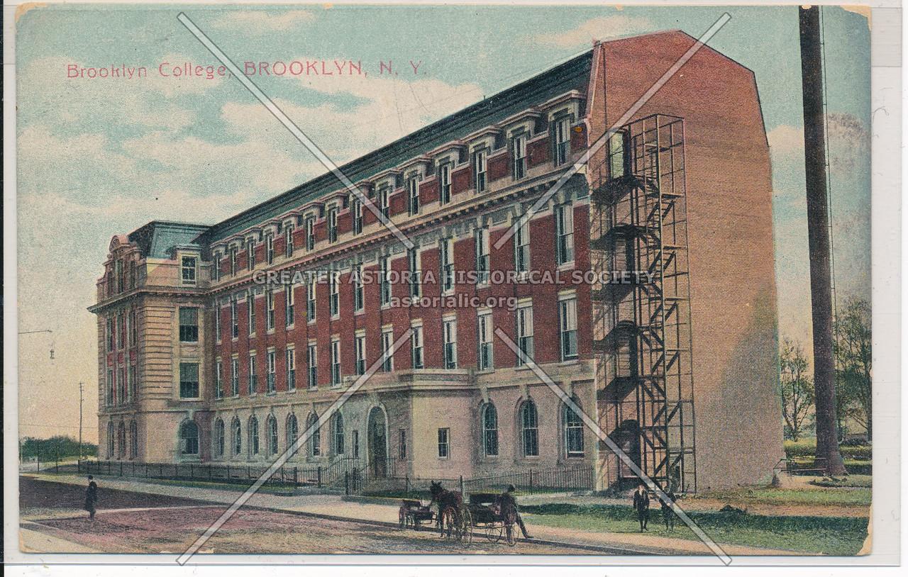 Bklyn College, Bklyn