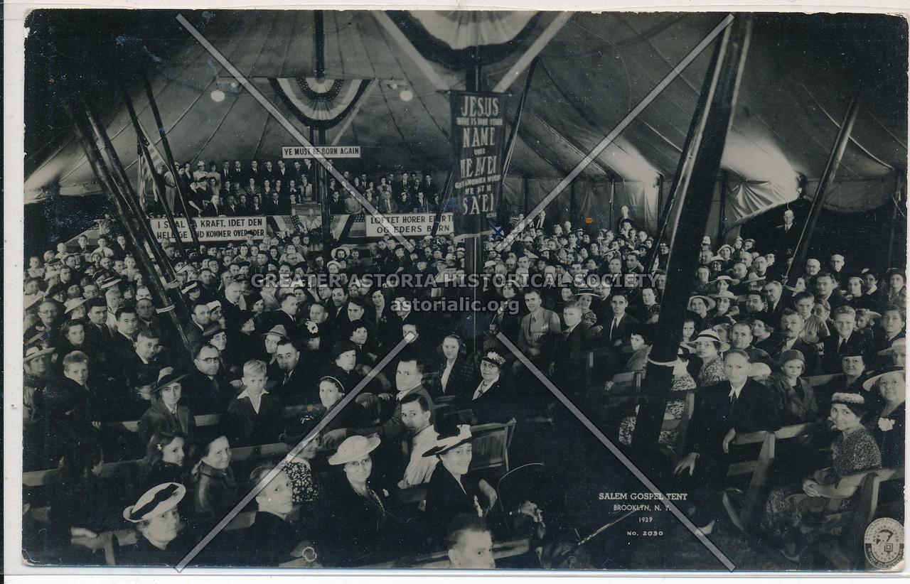 Salem Gospel Tent