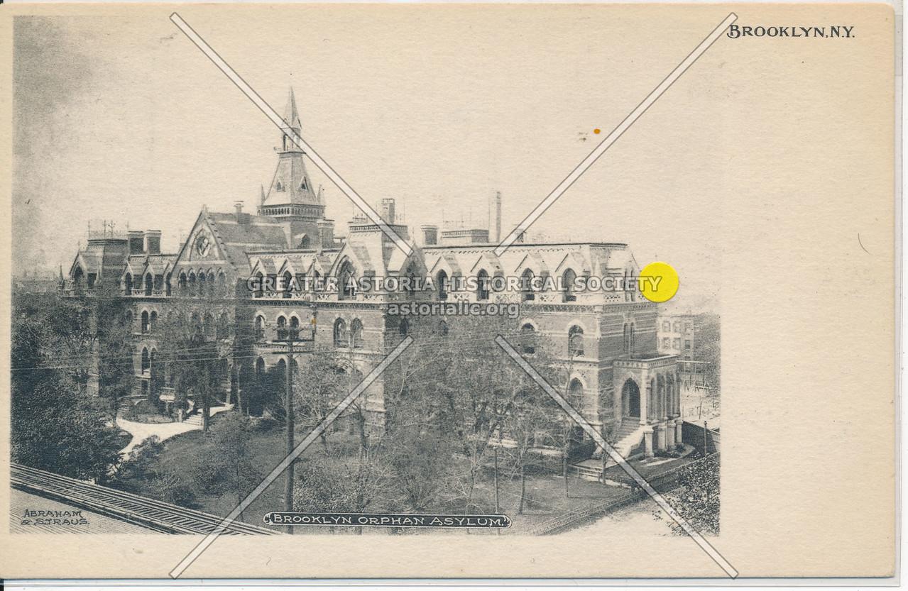 Bklyn Orphan Asylum