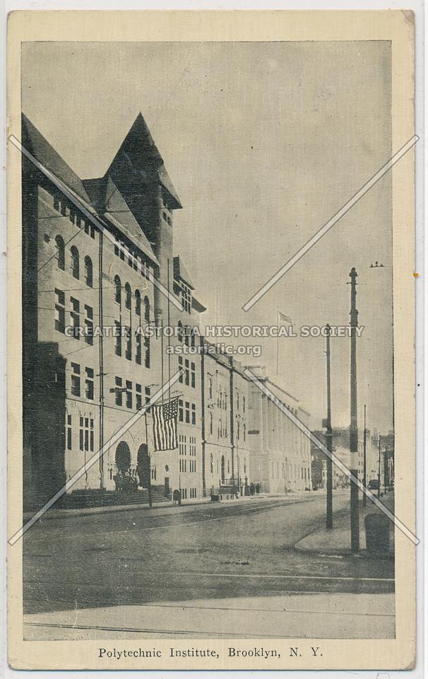 Polytechnic Institute, Bklyn