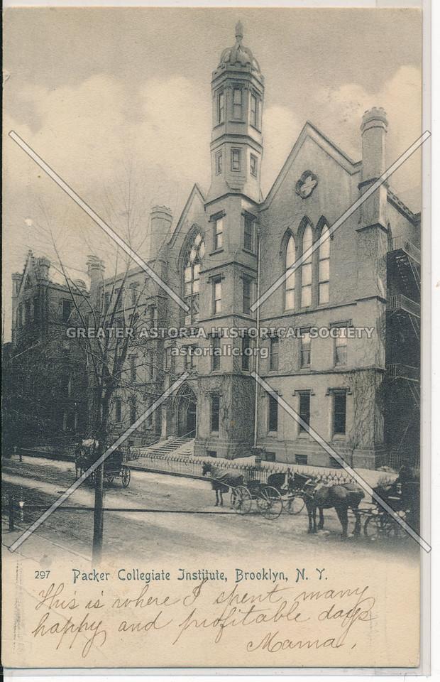 Packer Collegiate Institute, Bklyn