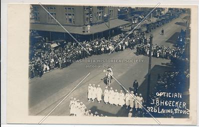 Livingston Street Parade 3, Bklyn