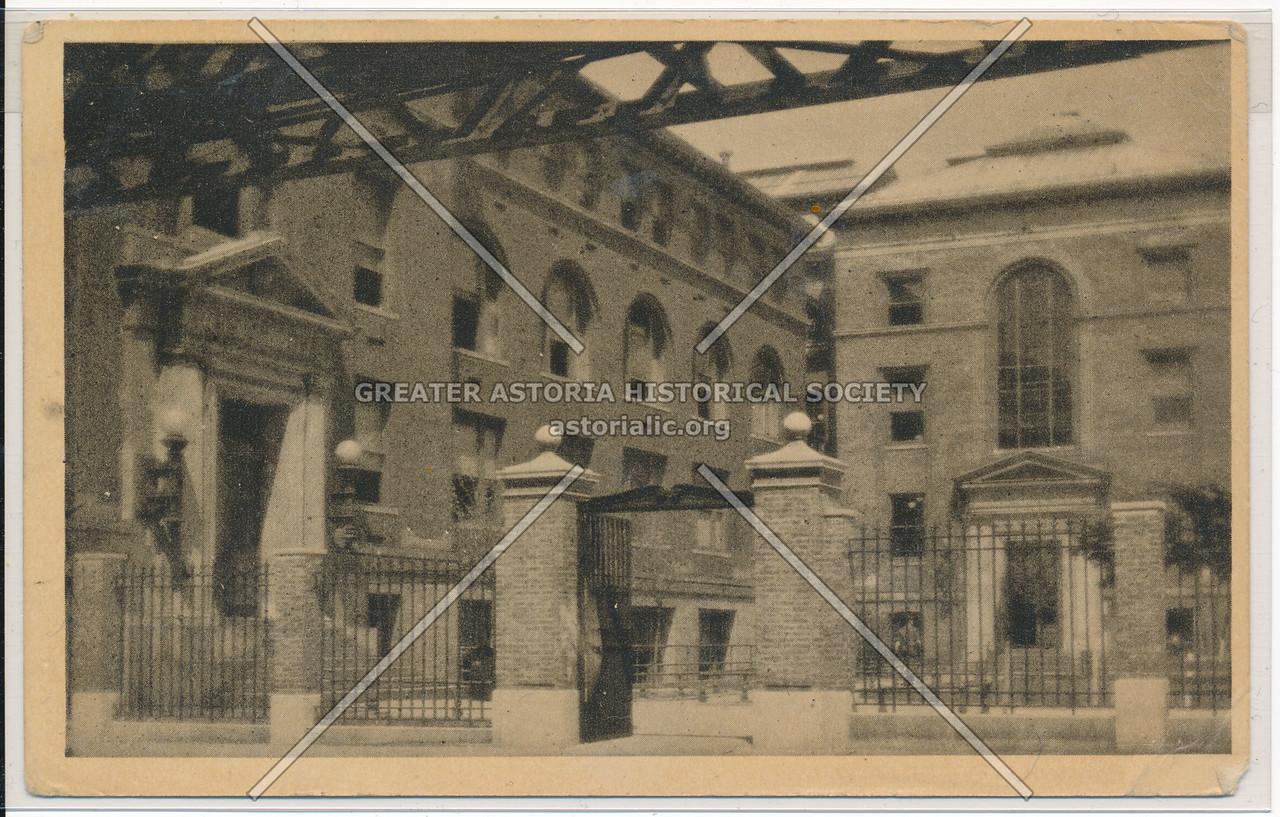 Pratt Institute Chem and Machinery Buildings