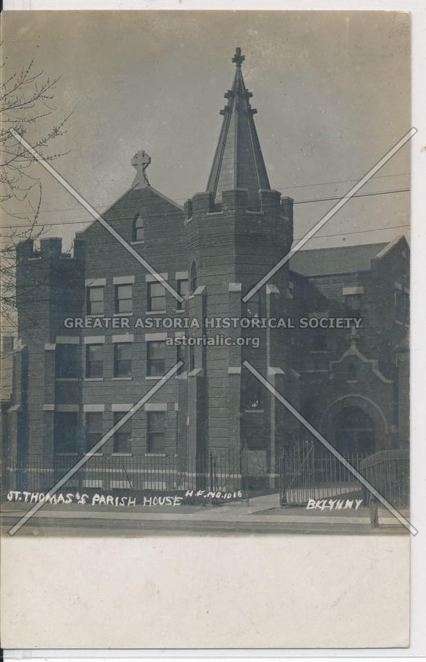 St. Thomas's Parish House, Bklyn
