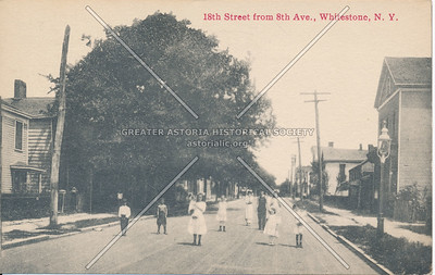 18th Street from 8th Ave (14 Ave from 150 St)., Whitestone, NY