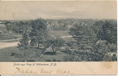 Birds-eye View of Whitestone, NY
