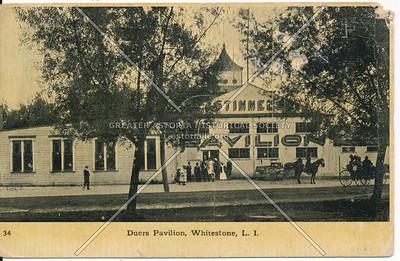 Duers Pavilion, Whitestone, LI