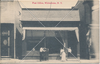 Post Office, Whitestone, NY