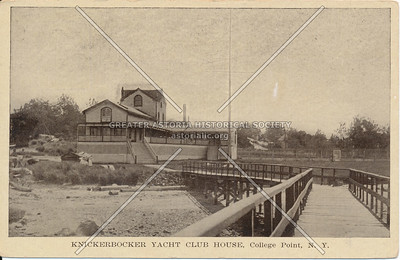 Knickerbocker Yacht Club House, College Point, NY