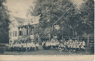 Bethlehem Orphan Asylum, College Point, NY