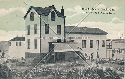 Knickerbocker Yacht Club, College Point, LI