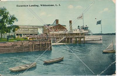 Excursion Landing, Whitestone, LI